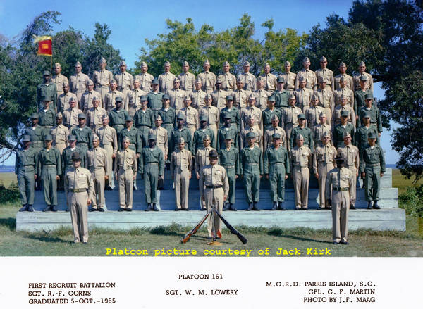 Parris Island Weather History