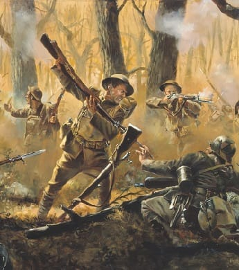 WW1-Battle