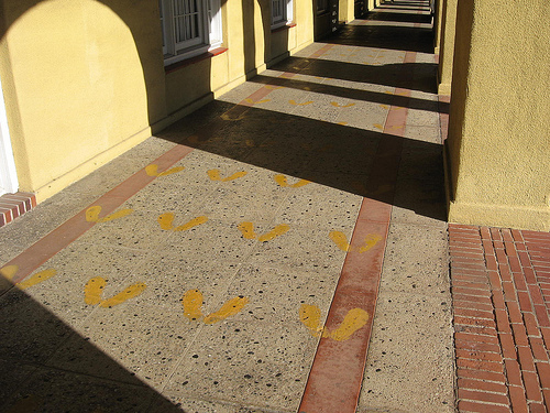 M_C_R_D_San_Diego_Yellow_Footprints